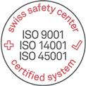 ISO 9-14-45 SSC